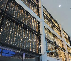 LED-Lichtvorhang
