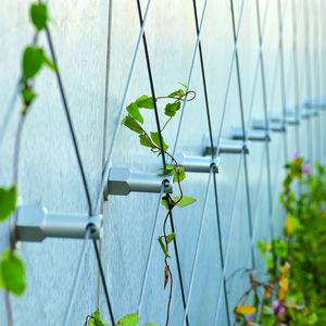 stabilisierte Wandbegrünung / kundenspezifisch / Innenraum / Garten