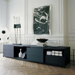 modernes Sideboard / Massivholz / von Antonio Citterio
