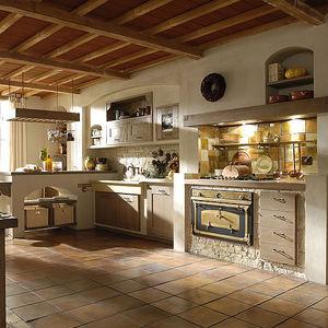 Rustikal-Küche