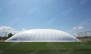 Kuppel-Flächentragwerk / für Dächer / PVC-Folie / für öffentliche Bereiche