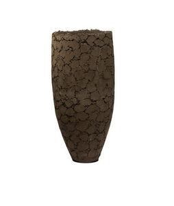 Granit-Pflanzgefäß