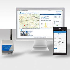 Fernüberwachungssystem für Photovoltaikanlage