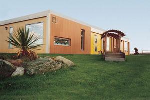 Fertigbau-Gebäude / Modul / Stahl / für Kindergarten