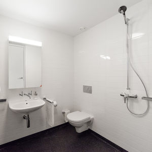 Fertigmodul für Bad / für Hotelzimmer