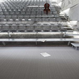 Schlingen-Teppichboden / gewebt / Polyamid / für Tertiärsektor