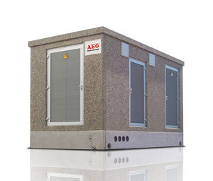 Trafo-Statio / für Photovoltaikanwendung