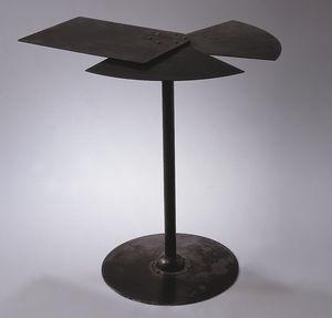 Beistelltisch / Art Deco / Metall / von Pierre Chareau