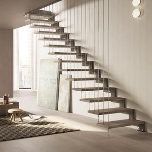 gerade Treppe