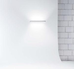moderne Wandleuchte / Aluminium / PMMA / LED