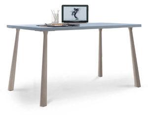 Holz-Schreibtisch