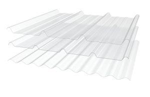 Polyester-Dachplatte