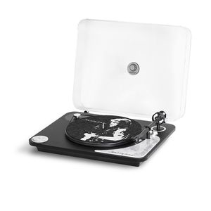 manueller Schallplattenspieler