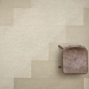 Linoleum-Bodenbelag / Innenbereich / mit Blindenleitsystem / Privathäuser
