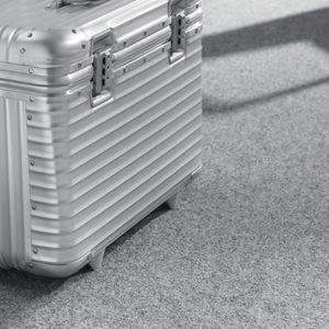 Nadelvlies-Teppichboden / Polyamid / Polypropylen / für Tertiärsektor