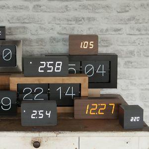 moderne Uhren / digital / Tisch / LED