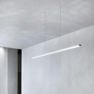 Hängeleuchte / LED / linear / Metall
