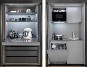 moderner Lagerschrank für Küchen