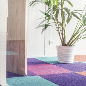 Fliesen-Teppichboden
