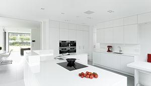 moderne küche - maisonette bonn - eggersmann küchen gmbh