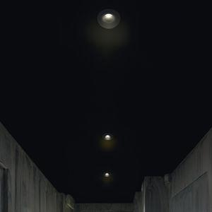 Einbaudownlight / LED / Halogen / rund