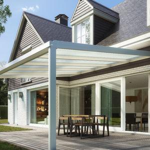 Vordach für Terrassen
