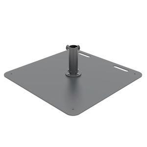 Sonnenschirmständer / verzinkter Stahl