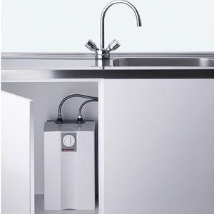 elektrischer Warmwasserbereiter / wandmontiert / vertikal / Thermosiphon