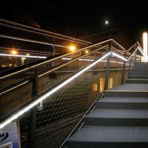 LED-Beleuchtungsstreifen / IP65 / Glas / PMMA