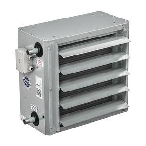 Heißwasser-Lufterhitzer / deckenmontiert / wandmontiert