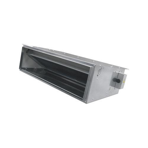 kanalisierbare Klimaanlage / für Deckenmontage / Monoblock / Wohnbereich