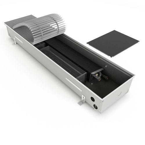 elektrischer Lufterhitzer / Heißwasser / für Böden / für Intensiveinsatz