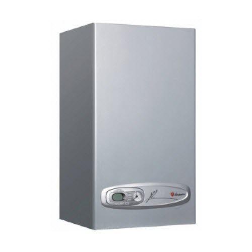 Solarheizkessel / Gas / wandmontiert / Wohnbereich