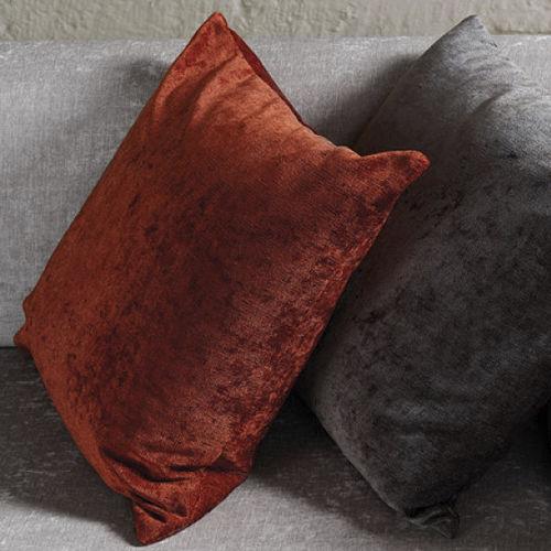 Möbelstoff / uni / Polyester / Samt