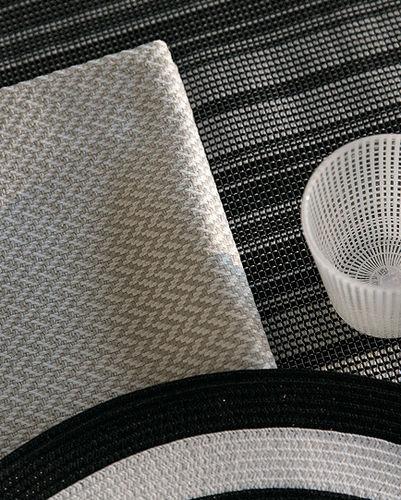 Möbelstoff / uni / Polyester / für den Außenbereich