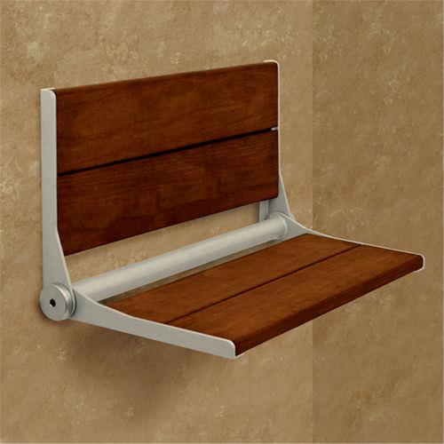 klappbarer Duschsitz / Objektmöbel / für Privatgebrauch