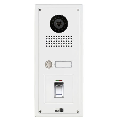 Außenstation mit digitalem Fingerabdruckleser - Telecom Behnke GmbH
