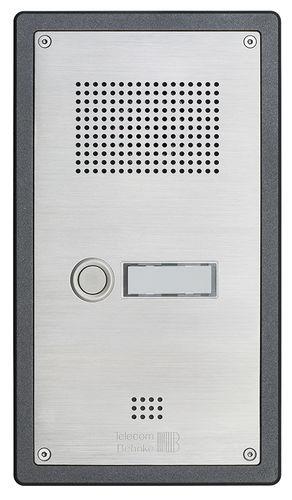 Edelstahl-Außenstation - Telecom Behnke GmbH