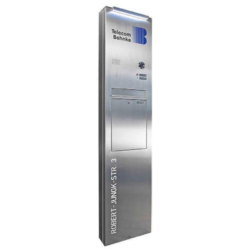 Metall-Türsprechanlagenset - Telecom Behnke GmbH