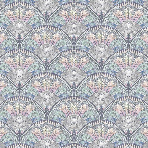 Möbelstoff / Gardinen / Motiv / Polyester