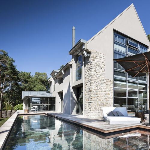 Schwimmbecken / verstellbarer Boden - Aqualift