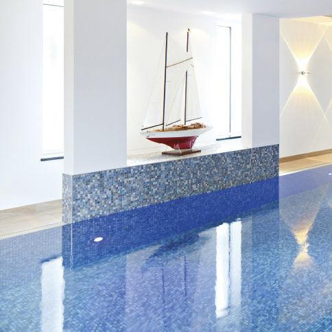 Badezimmer-Mosaikfliese