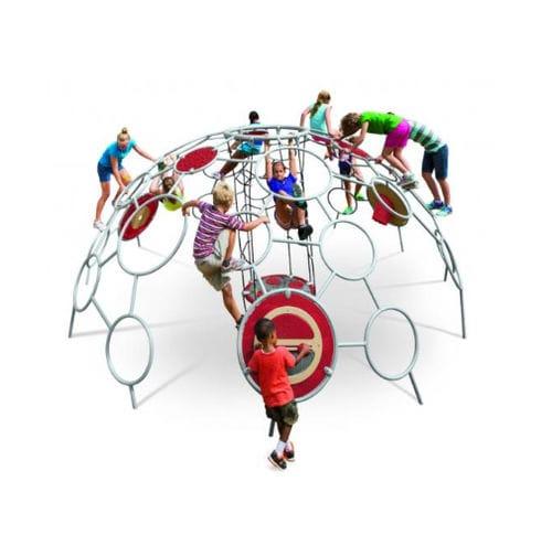 Klettergerüst für Spielplätze