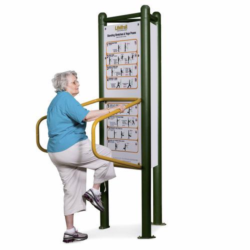 Fitnessgerät für Senioren