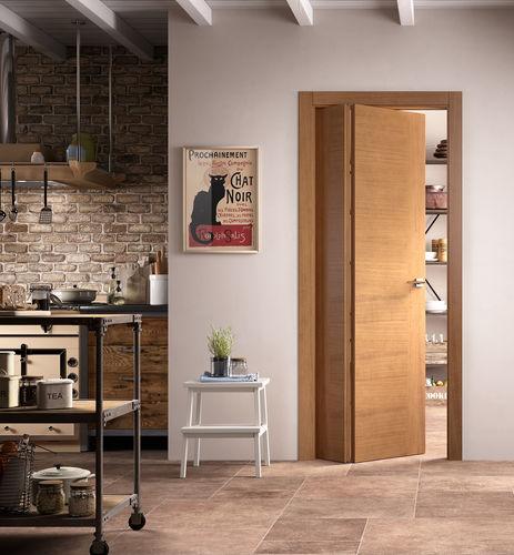 Innenbereich-Tür / faltbar / Holz