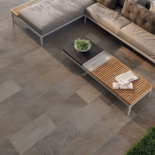 Innenraum-Fliesen / Außenbereich / für Fußböden / Feinsteinzeug
