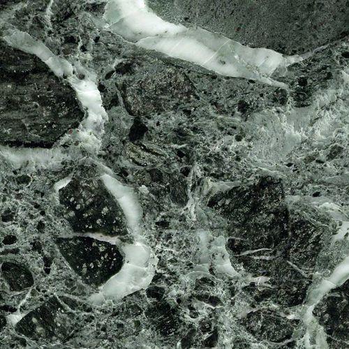 Marmor-Steinplatte / poliert / wandmontiert / grün