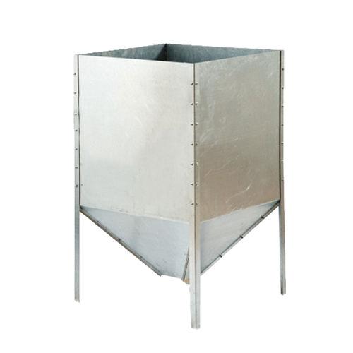 Lagerraum-Silo / für Holzpellets