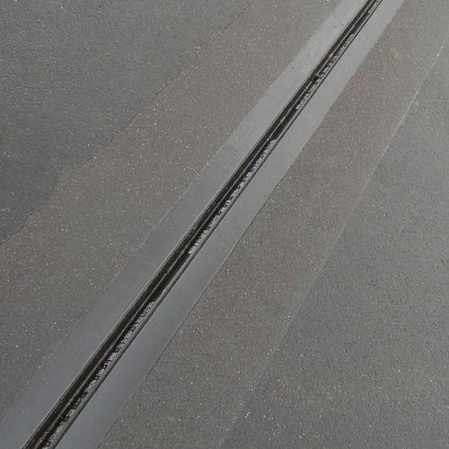 Stahl-Dehnungsfuge / für Brückenbau / Verkehrs / befahrbar