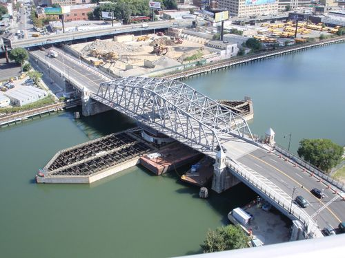 Fachwerk Brücke